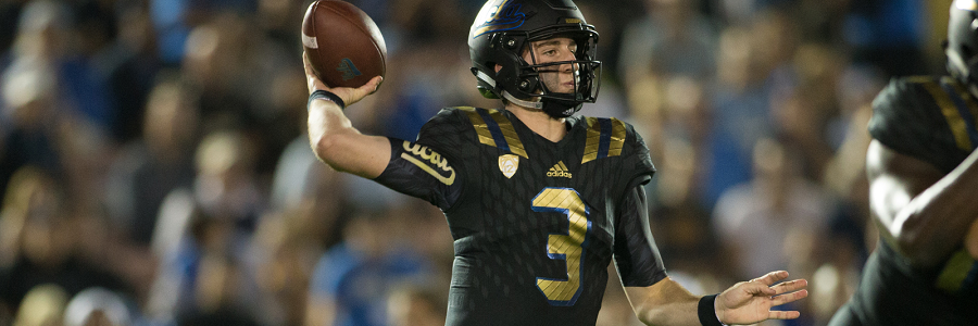 Colorado @ UCLA College Football Odds Guide