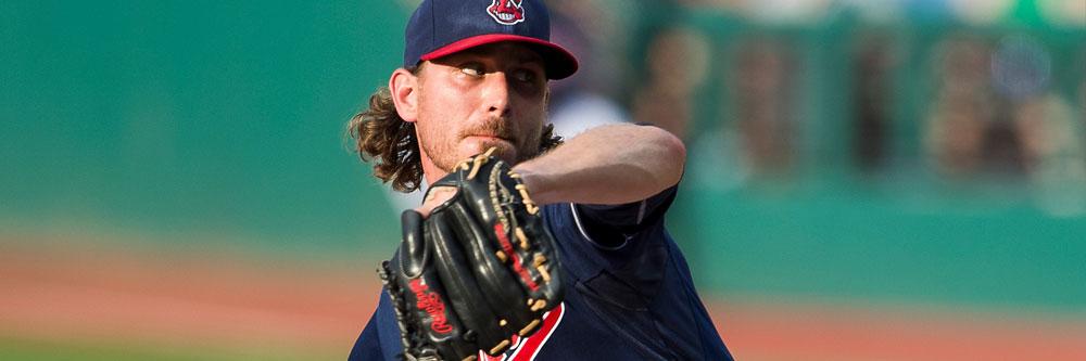 Josh Tomlin - Kansas City Royals at Cleveland Indians MLB Lines Preview
