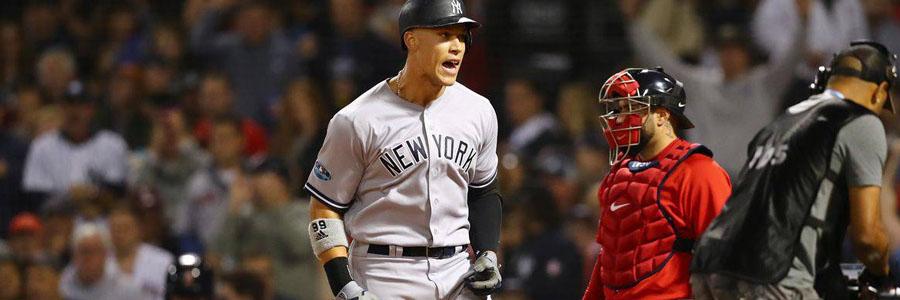 Yankees vs Athletics MLB Lines & Expert Pick.
