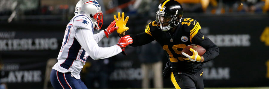 Steelers vs Patriots 2019 NFL Week 1 Odds & Pick for Sunday Night.