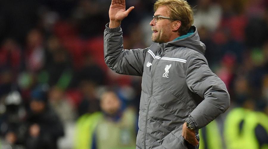 Jurgen Klopp Liverpool FC Coach