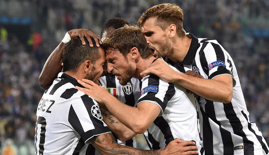 Juventus UEFA Champions League