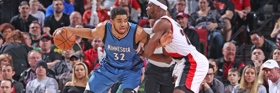 Magic at Timberwolves should be an easy victory for Minnesota.