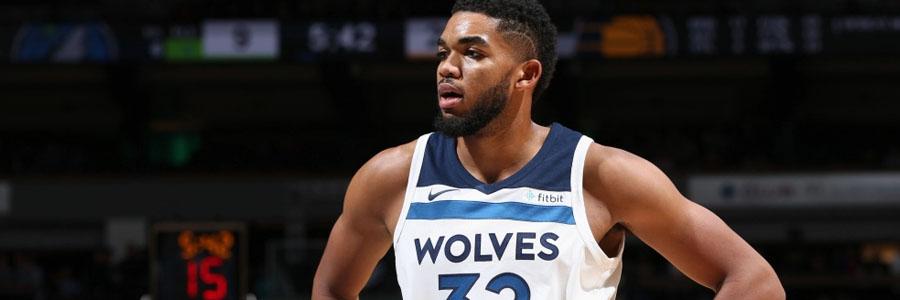 Rockets vs Timberwolves NBA Odds, Preview & Pick.