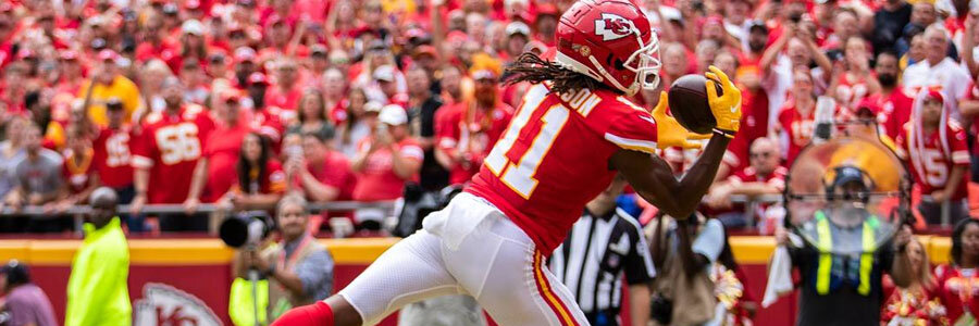 Chiefs vs Lions 2019 NFL Week 4 Odds, Game Info & Prediction.