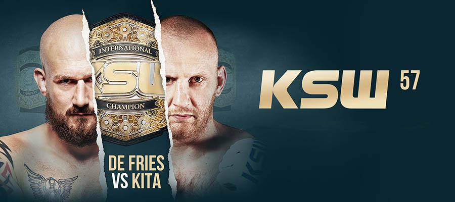 KSW 57 De Fries Vs Kita Expert Analysis