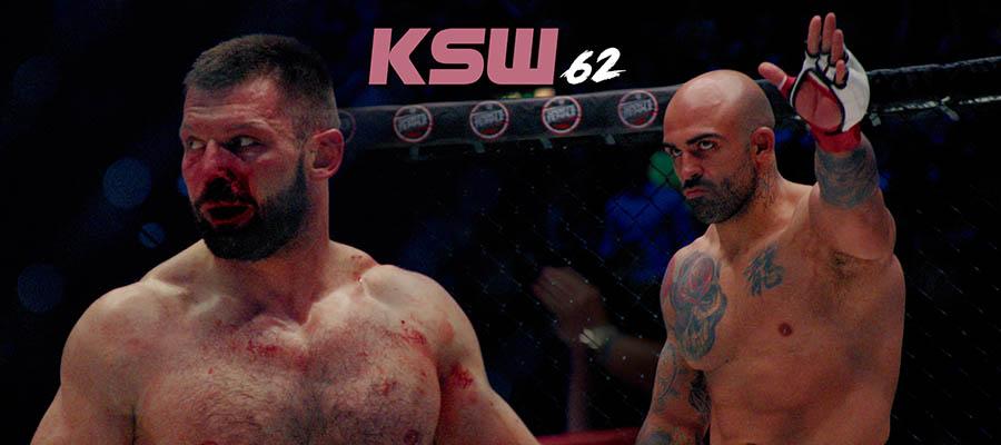 KSW 62: Kolecki Vs SzostakBetting Analysis & Predictions