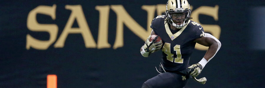 Saints vs Giants NFL Week 4 Odds & Expert Pick