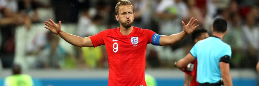 England is huge favorite at the 2018 World Cup Odds against Panama.
