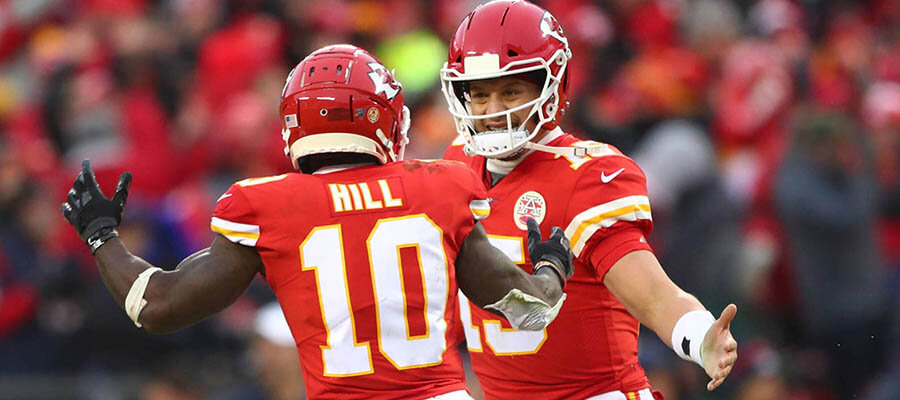 Kansas City Chiefs QB-WR Duo Expert Analysis