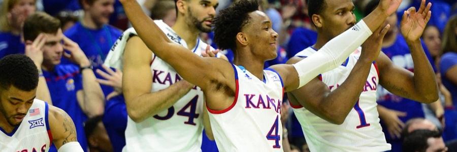 Kansas Jayhawks 2016 March Madness Odds