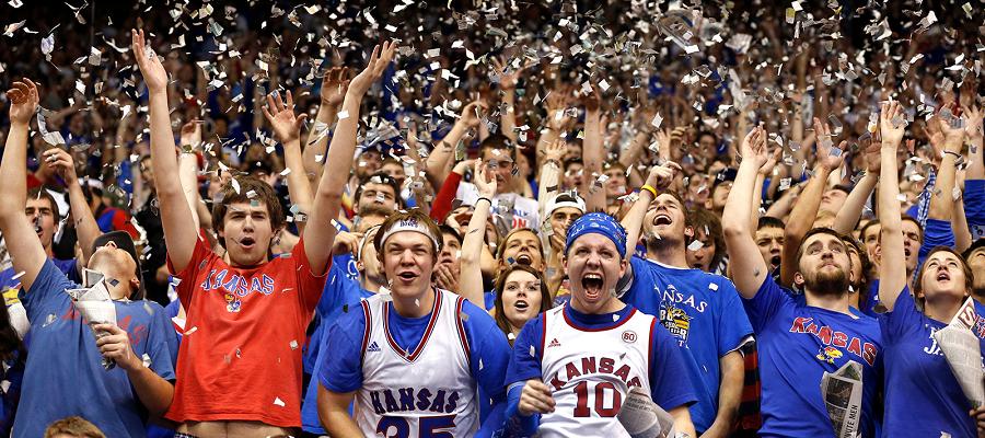 Kansas Jayhawks NCAA Basketball Picks