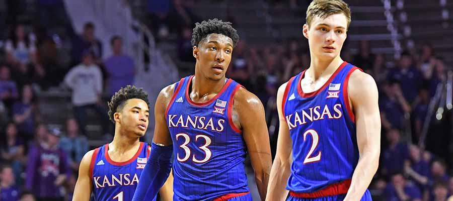 No. 8 Creighton vs. No. 5 Kansas
