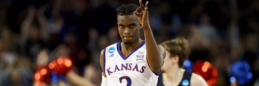 Stanford at Kansas should be an easy victory for the Jayhawks.