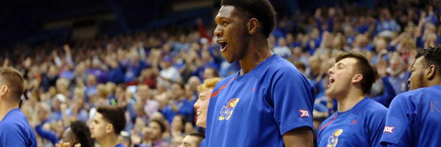 Stanford at Kansas NCAA Basketball Odds & Game Preview.