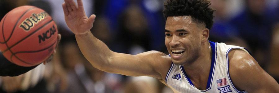 Kansas vs Oklahoma 2020 College Basketball Odds, Preview & Prediction.