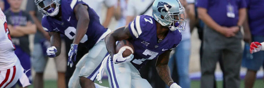 Kansas State vs Texas Tech 2019 College Football Week 13 Odds, Game Info & Pick.