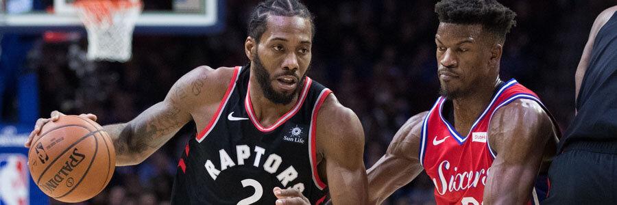 76ers vs Raptors 2019 NBA Playoffs Odds & Pick for Game 2