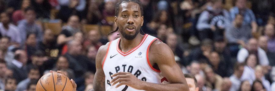 Raptors at Celtics NBA Odds, Preview & Prediction.