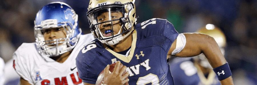 Houston vs Navy NCAA Football Betting Preview