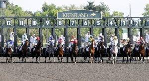Keeneland Racetrack Horse Racing Odds & Picks July 11