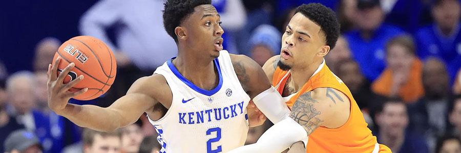 Kentucky vs Tennessee NCAA Basketball Odds & Expert Pick