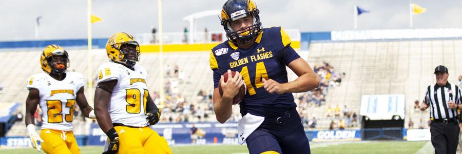 Kent State vs Auburn 2019 College Football Week 3 Betting Lines & Analysis.