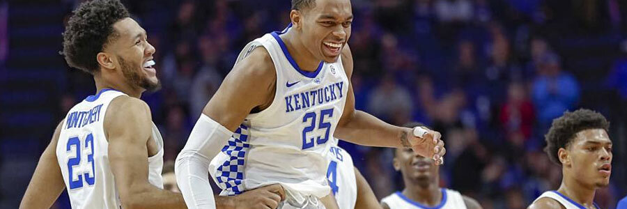 The Wildcats are among the favorites at the early 2020 College Basketball Championship Odds.