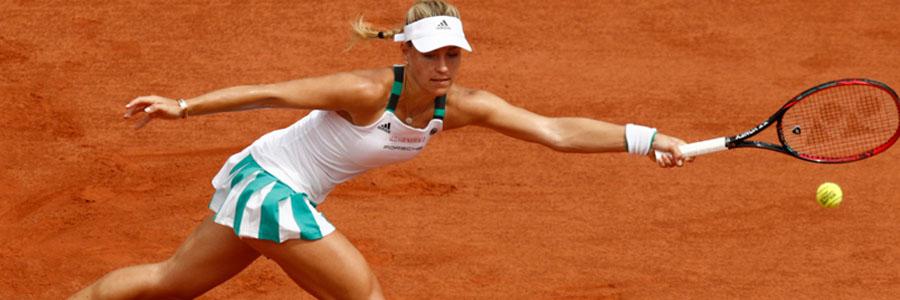 2018 Roland Garros Betting Picks for Women's Semifinals.