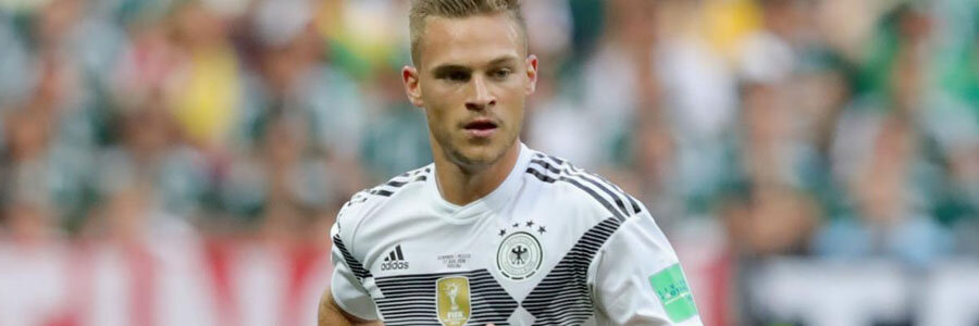 2018 World Cup Betting Lines & Game Analysis: Germany vs. Sweden.