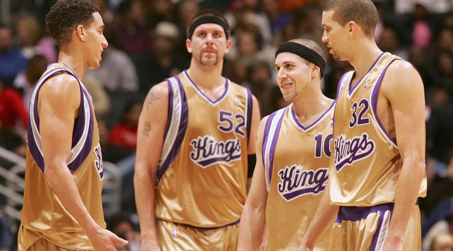Kings 2005 Uniform
