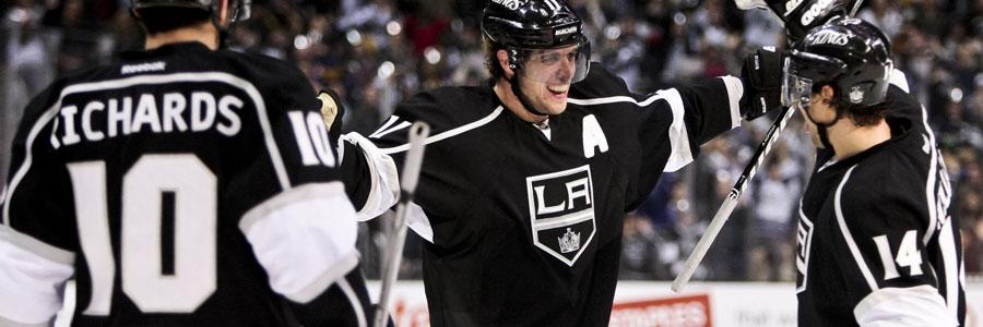Kings vs Ducks NHL Betting Lines, Game Info & Prediction