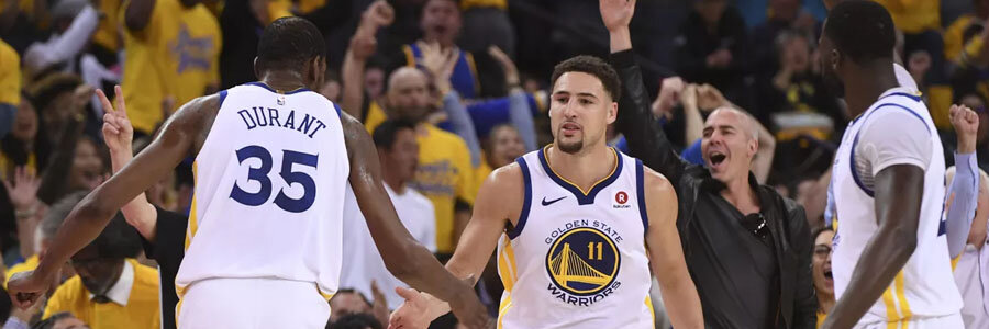 Are the Warriors a Safe NBA Betting Pick to Win the 2018 Championship?