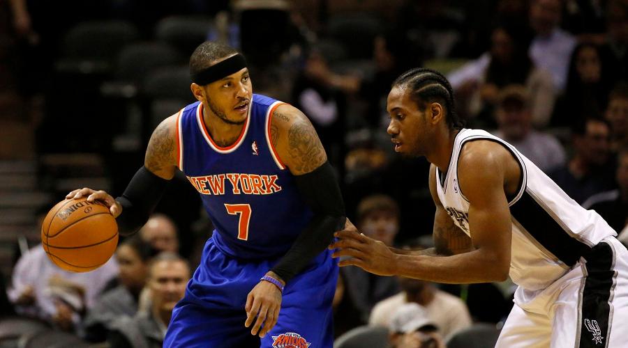 Knicks vs Spurs