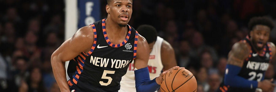 Raptors vs Knicks should be a difficult one for NY.