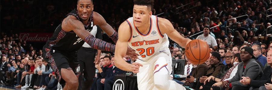 Raptors vs Knicks NBA Odds & Game Preview.