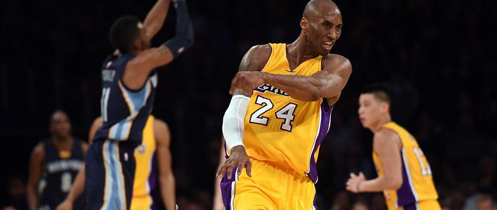 Kobe Bryant LA