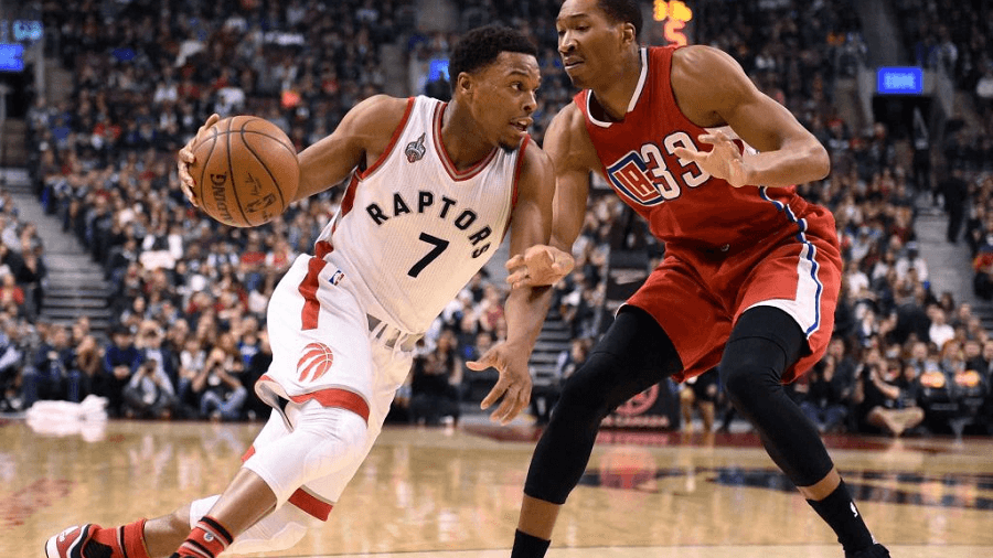 Kyle Lowry has driven the Raptors to success this whole season.