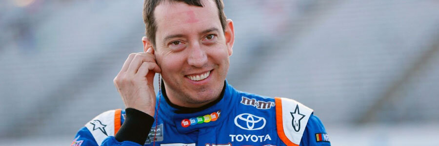 Kyle Busch comes second at the Ford EcoBoost 400 Betting Odds.