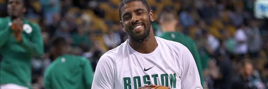 Raptors at Celtics should be a close one.