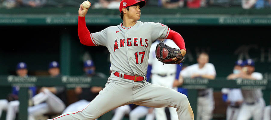 LA Angeles Vs Seatle Mariners Betting Preview - MLB Betting