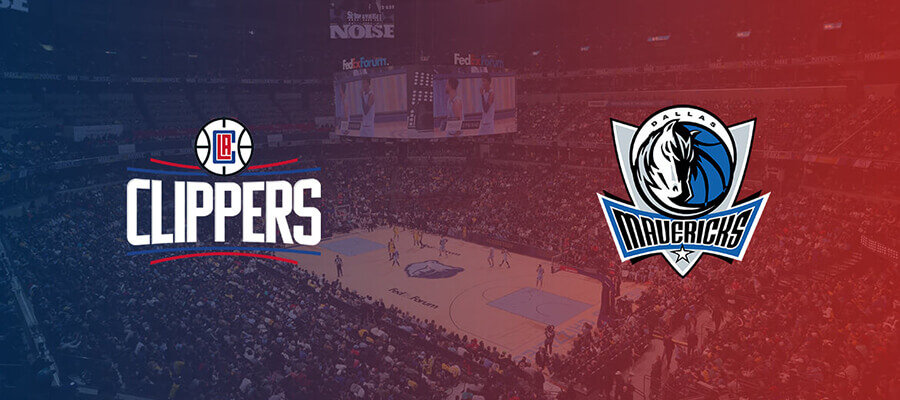 Clippers vs Mavericks