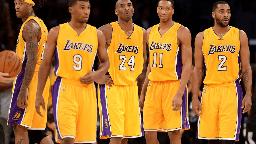 Kobe doesn't want his retirement season to be a complete failure with his new Lakers.