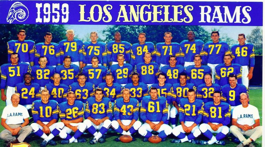LA Rams 1959