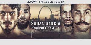 LFA 114: Souza Vs Garcia Betting Odds & Predictions