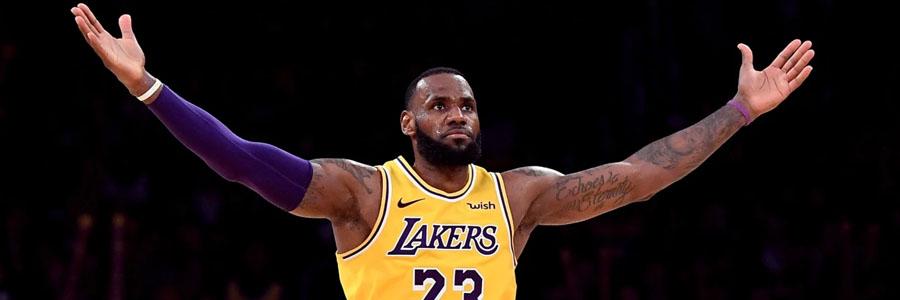 2020 NBA Finals Odds – June 17th Edition.