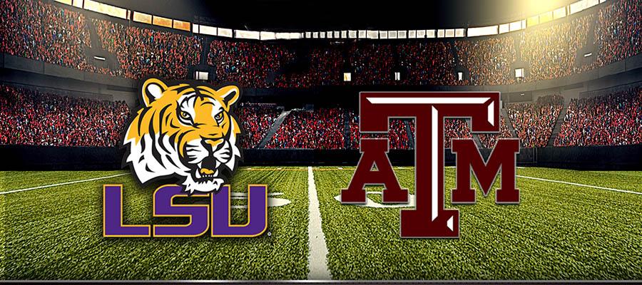 LSU Vs Texas A&M Expert Analysis - NCAAF Betting