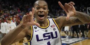 LSU vs #20 Arkansas Road to March Madness