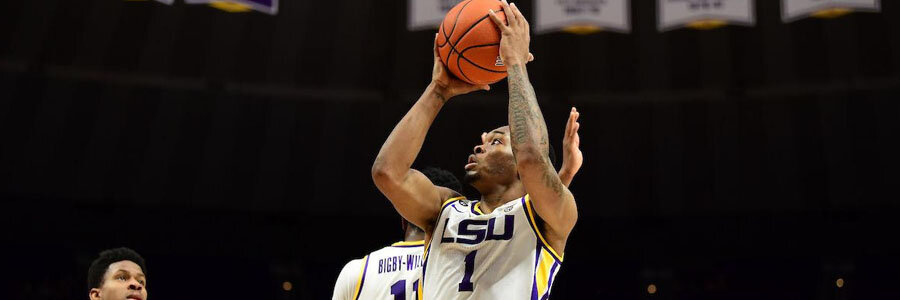 LSU is not a safe NCAA Basketball Betting pick for this Week.