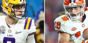 LSU vs Clemson 2020 College Football Championship Game Odds & Pick.